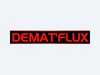 Logo Demat'flux