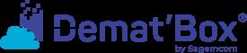 Logo Demat'box