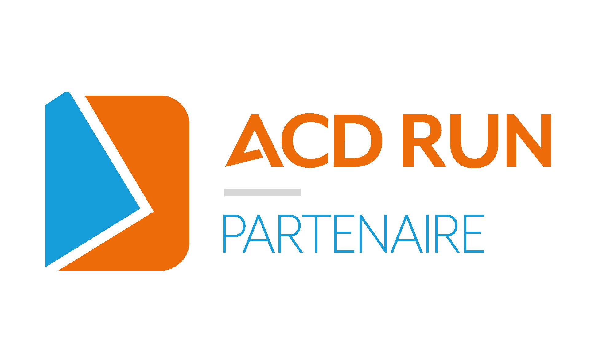 Logo ACD RUN